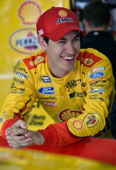 Penske Near Me >> Remember Me Thursday - Joey Logano